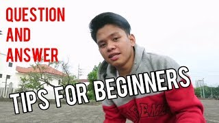 TIPS FOR NEW VLOGGERS (Questions and Answers + Tips)