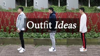 metano parilla Estado  Outfit Ideas w/ Nike Air Force 1 | Swoosh Pack Lookbook - YouTube