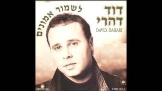 דוד דהרי מחרוזת ביני ובינק