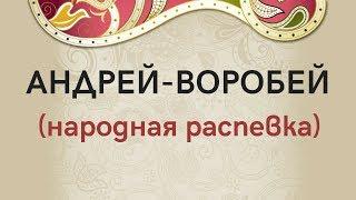 АНДРЕЙ-ВОРОБЕЙ народная распевка. ЗАТЕЯ детский фольклорный ансамбль.