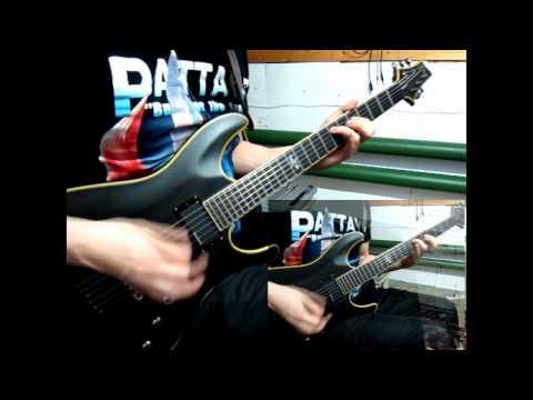 Parkway  Drive - sleepwalker (guitar cover by GalansKey).wmv