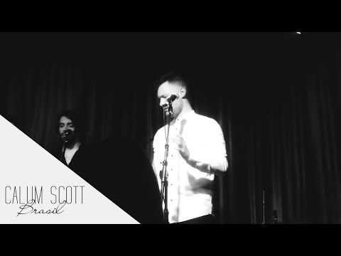 Calum Scott- Open Up (First Time Live)