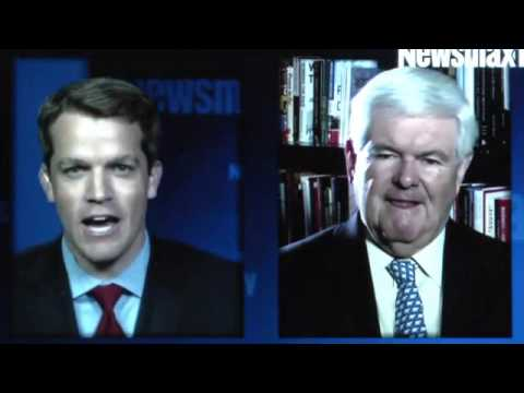Citizens of the World Episode Explores Local Book, Newt Gingrich, Immigration & Indonesia