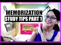 EFFECTIVELY MEMORIZE LAW PROVISIONS | STUDY TIPS PART 1 ❤️