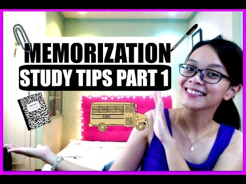 EFFECTIVELY MEMORIZE LAW PROVISIONS   STUDY TIPS PART 1 ❤️