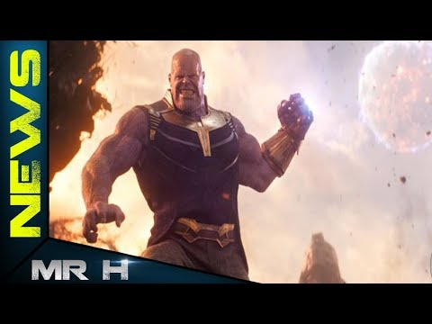 SPOILERS New Avengers Infinity War Images