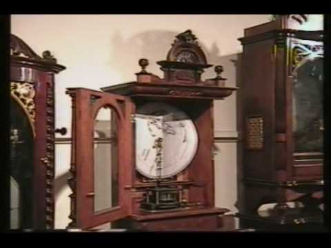 Antique mechanical music boxes, the most wonderful sound you will ever hear