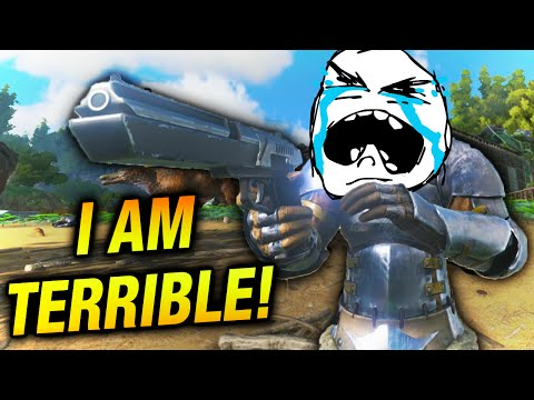 I'M A TERRIBLE PERSON! - ARK SURVIVAL EVOLVED #34 with Vikkstar