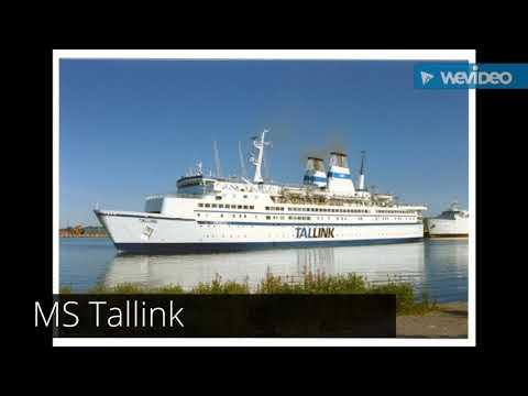 Tallink fleet