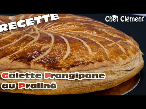 recette-Épiphanie-:-galette-frangipane-au-pralinÉ---chef-clément