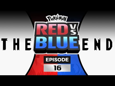 Pokemon Red and Blue Versus - EP 16 | THE FINALE!