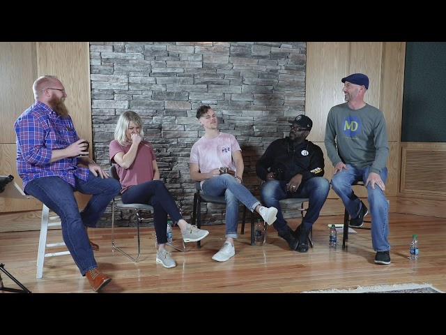 Mike & Dooley Elevation Worship Interview