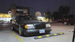W124 Amg Oz Piece Wheels Lowered Mercedes Custom Monterrey