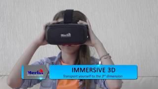 Merlin Immersive 3D