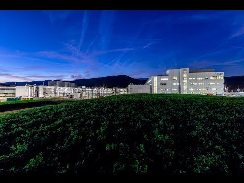 A Look at Biogen's Newest Manufacturing Facility in Switzerland