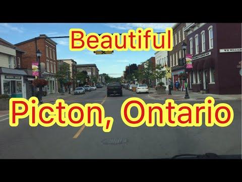 Taking A Drive Around Picton, Ontario