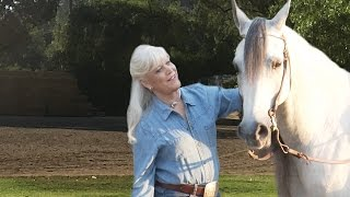 Joan Embery Gets Back in the Saddle