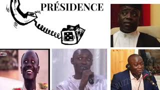 ALLO PRESIDENCE  - PR :  KOUTIA  - 5 AVRIL 2019
