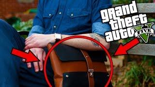 GTA 5 Online - Bir Çanta İçin 4 Kişi Perişan!