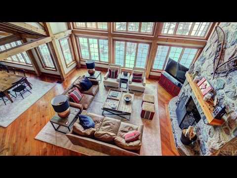 Luxury Muskoka Cottage for Rent: #365 on Lake of Bays near Dorset Ontario