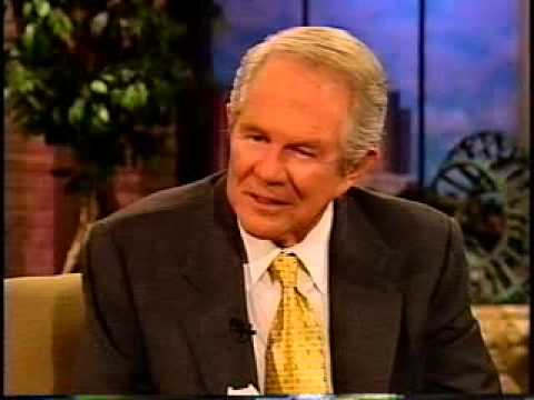 Christian Broadcasting Network: Paul Zane Pilzer interview with Pat Robertson