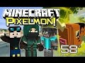 BOSSES: LUCK OF THE SEA! - Minecraft PIXELMON MOD Pixelcore Let's Play! - Ep 58