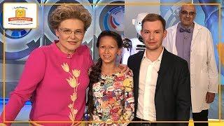 """Выступление Шамиля Ахмадуллина в программа """"Жить Здорово"""" на Первом канале."""