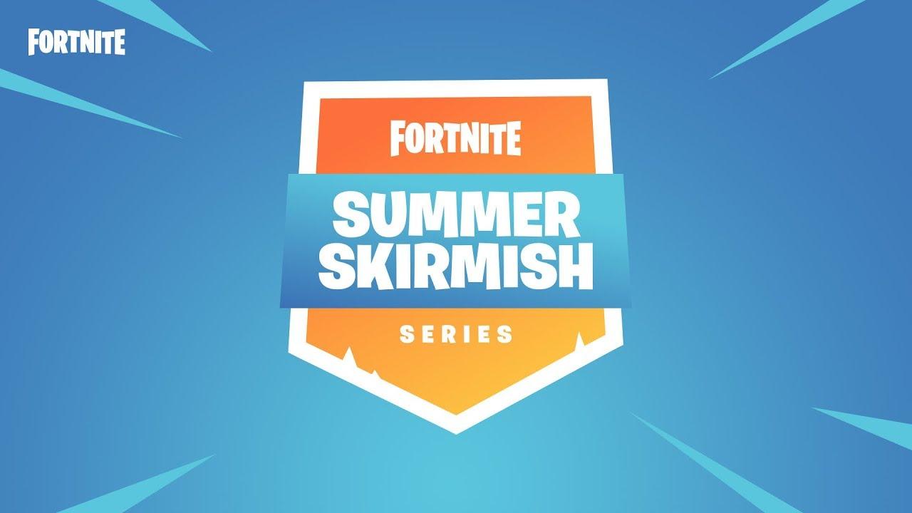 Fortnite's Summer Skirmish tournament had an embarrassing