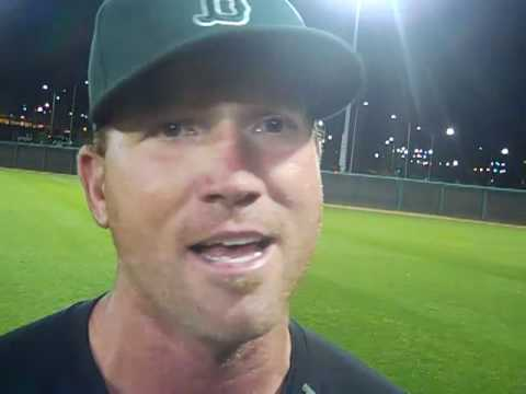 bonita coach john knott after beating bishop amat 2-1 - youtube