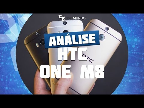 HTC One M8 [Análise de Produto] - TecMundo