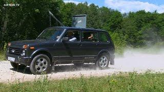 Drive test of LADA 4x4 Urban 5D International version clip(English)
