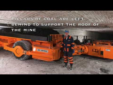 Geology Coal Mining Video