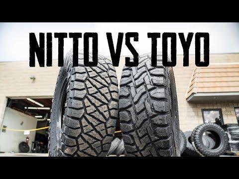 Nitto Ridge Grappler VS Toyo RT | Best Tire For Your Diesel Truck