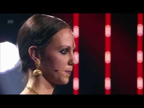 "Indian Classical  Dance on ""Switzerland's got talent"""