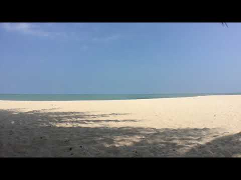 Kuantan beach #malaysia this is how students relaxing in Malaysia