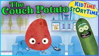 THE COUCH POTATO Kids Book Read Aloud