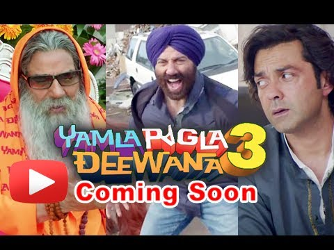 Yamla Pagla Deewana 2 3 Full Movie In Hindi Dubbed Watch Online Free
