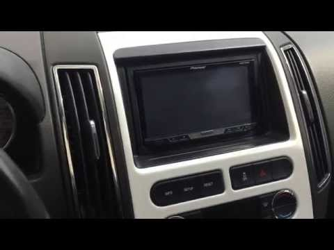 How To Install Aftermarket Stereo - Ford Edge