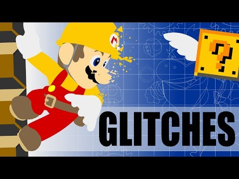 Glitches, Tricks and Broken Stuff in Super Mario Maker.