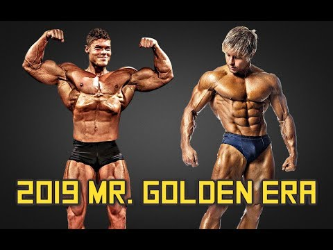 2019 Mr. Golden Era: Online Bodybuilding Contest