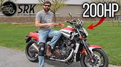 The most POWERFUL cruiser bike EVER!