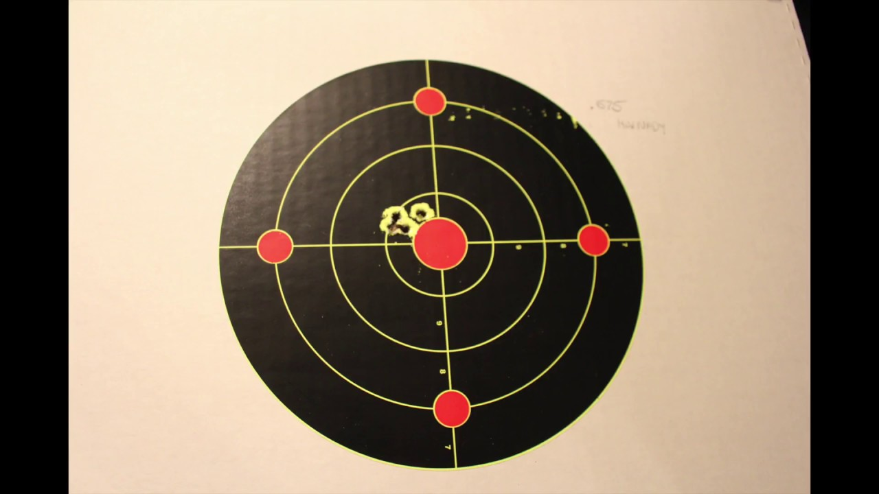 5 56 & 223 Inexpensive Ammo Accuracy Review using M&P 15 Sport II