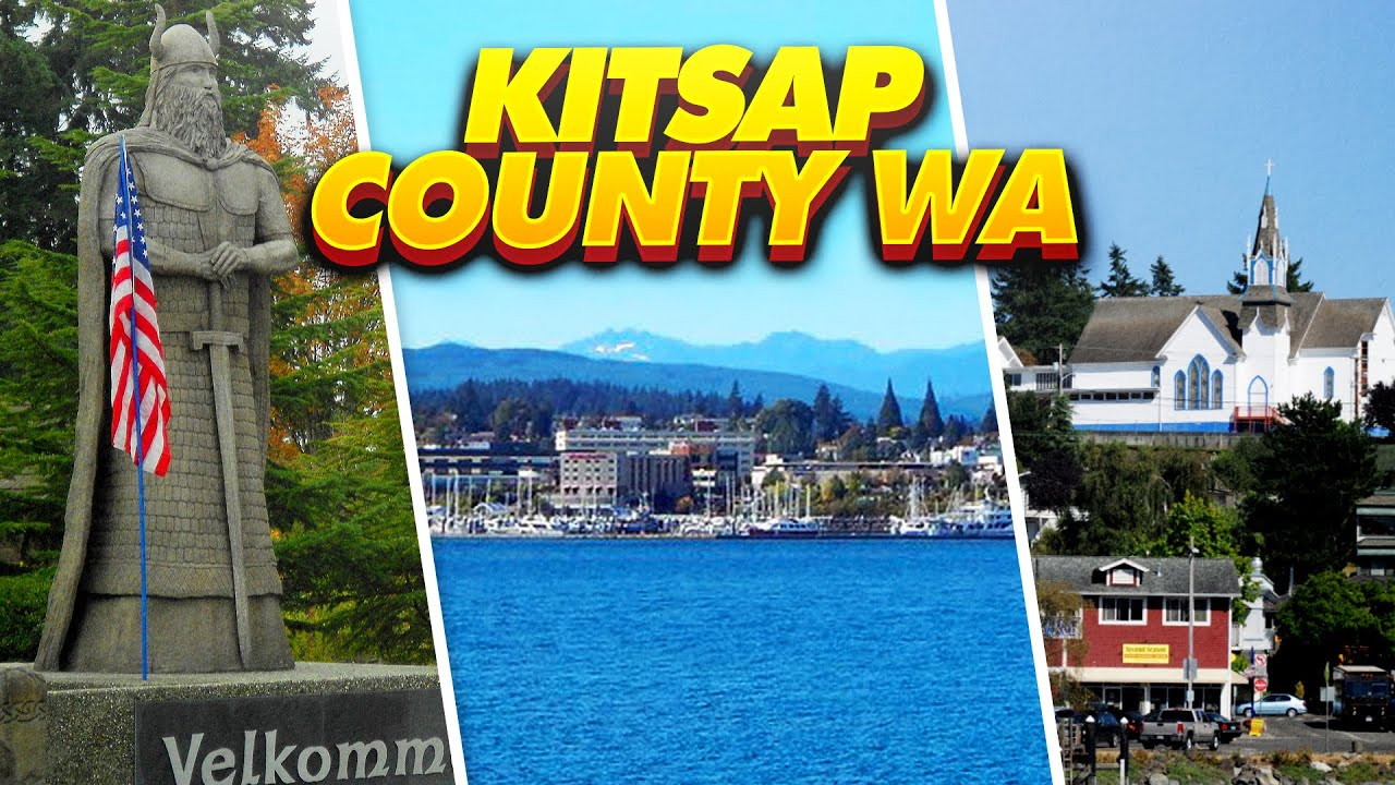 Top 10 Reasons Why Living In Kitsap County ROCKS!