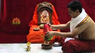 Kalasha Sthapana Vidhi, Navratri Kalasha Sthapana Procedure
