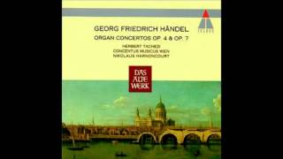 Handel - Concerto for Organ in g minor, op. 7 no. 5