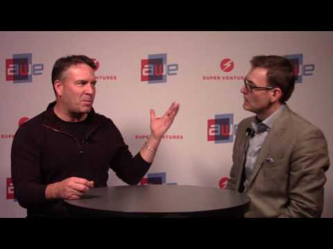 AWE.tv Interview with Ebbe Altberg, CEO - Linden Lab