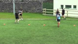 Rugby Coach: Evasion 1 - Side Step