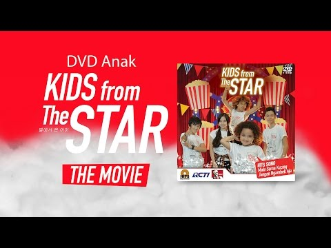 Kids From The Star The Movie [Official Trailer]