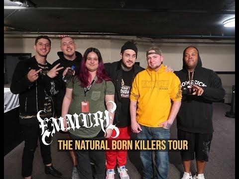 Emmure: The Natural Born Killers Tour | Vlog 1067