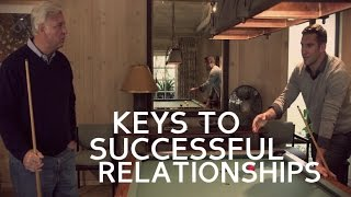 Bonus: Jack Canfield and Lewis Play Pool and Talk about Keys to Successful Relationships